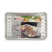 Delhaize Barbecue dishes