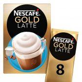 Nescafe Cappuccino latte coffee
