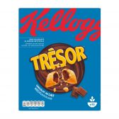 Kellogg's Tresor milk chocolate breakfast cereals small