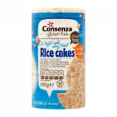 Consenza Pure and gluten free rice wafers