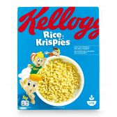 Kellogg's Puffed and grilled rice granules breakfast cereals