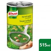Knorr Chervil soup with balls small
