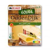 Delhaize Oudendijk young Gouda cheese slices