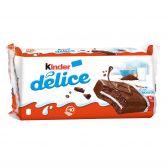 Kinder Delice cookies cocoa T10