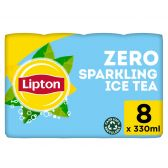 Lipton Ice tea zero sugar 8-pack