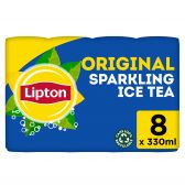 Lipton Ice tea sparkling regular 8-pack