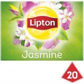 Lipton Jasmijn groene thee piramides