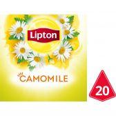 Lipton Kamille kruidenthee piramides