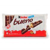 Kinder Cookies kinder bueno with milk and hazelnuts
