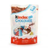 Kinder Chocolate mini's