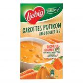 Liebig Deli Carrot and pumpkin soup with balls