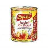 Zapetti Verse pasta pure runder ravioli groot