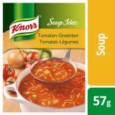 Knorr Tomato-vegetable soup soup idea