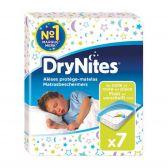 Huggies Dry nites wegwerpbare matrasovertrek