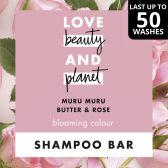Love Beauty & Planet Murumuru boter en roos zeep