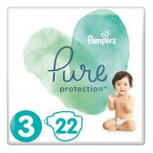 Pampers Pure protection size 3 diapers
