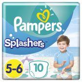 Pampers Splashers maat 5 babybroekjes carry pack