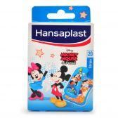 Hansaplast Mickey plasters for kids