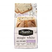 Niamh All in white bread mix