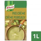 Knorr Leek cream soup veloute