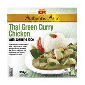 Authentic Asia Kip groene curry jasmijnrijst