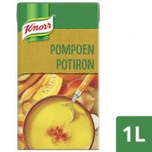 Knorr Pumpkin soup with balls