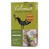 Vilmas Organic rosemary crackers