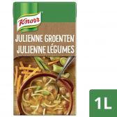 Knorr Grandmothers secret julienne soup with vegetables and balls