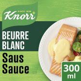 Knorr Vloeibare witte boter saus