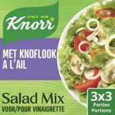Knorr Vinaigrette knoflook salade mix