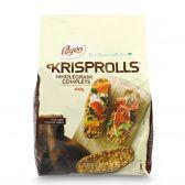 Krisprolls Swedish wholegrain bread