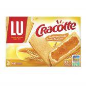 LU Cracotte gourmande crackers