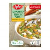 Iglo Poultry soup (only available within Europe)