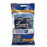 Wilkinson Sword Extra 3 essentials wegwerpscheermesjes
