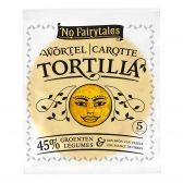 No Fairytales Wortel tortilla wraps