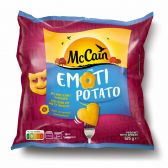 McCain Emoti potatoes (only available within Europe)