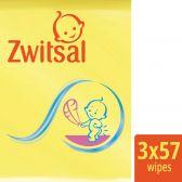 Zwitsal Humid sensitive baby cloths