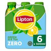 Lipton Ice tea green tea non sparkling 6-pack
