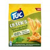 LU Tuc olive crackers
