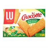 LU Cracotte multigrain crackers