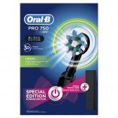 Oral-B Pro 750 toothbrush travel case