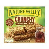 Nature Valley Knapperige Canadese esdoorn siroop repen