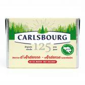 Carlsbourg Ardenne seasalt cream butter