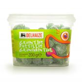 Delhaize Green goms sweets