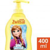 Zwitsal Hydrating and nursing shower gel Disney's Frozen