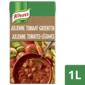 Knorr Grandmothers secret julienne soup with tomatoes, vegetables and balls