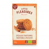 Little Pleasures Biologische glutenvrije speculaas