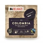 Delhaize Colombian coffee caps fair trade large
