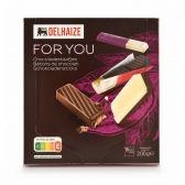 Delhaize For you chocolade repen