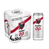 Jupiler Alcoholvrij bier 4-pack